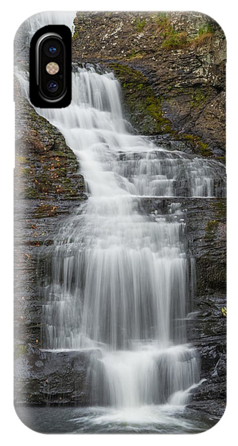Pennsylvania IPhone X Case featuring the photograph Let It Rain by Kristopher Schoenleber
