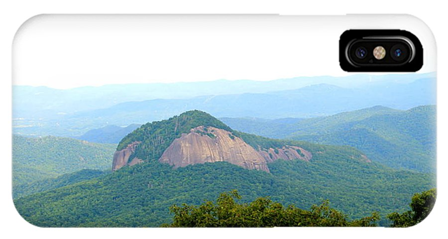 Looking Glass Rock IPhone X / XS Case featuring the photograph Looking Glass Rock by Mary Koval