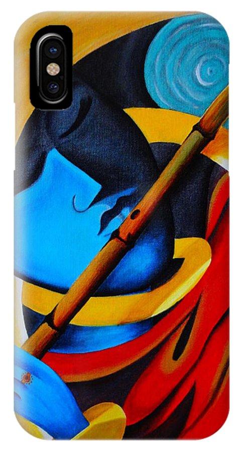 lord krishna modern art deepalakshmi sampath