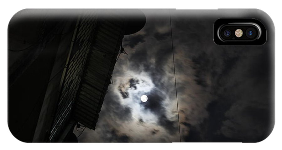 Sky Nightsky IPhone X Case featuring the photograph Magic Of Night by Shravan Surve