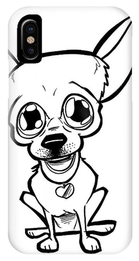 Mexican Dog Iphone X Case For Sale By Big Mike Roate