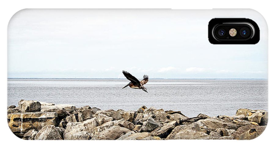 Landscapes IPhone X Case featuring the photograph Mobile Bay 9 by Earl Johnson