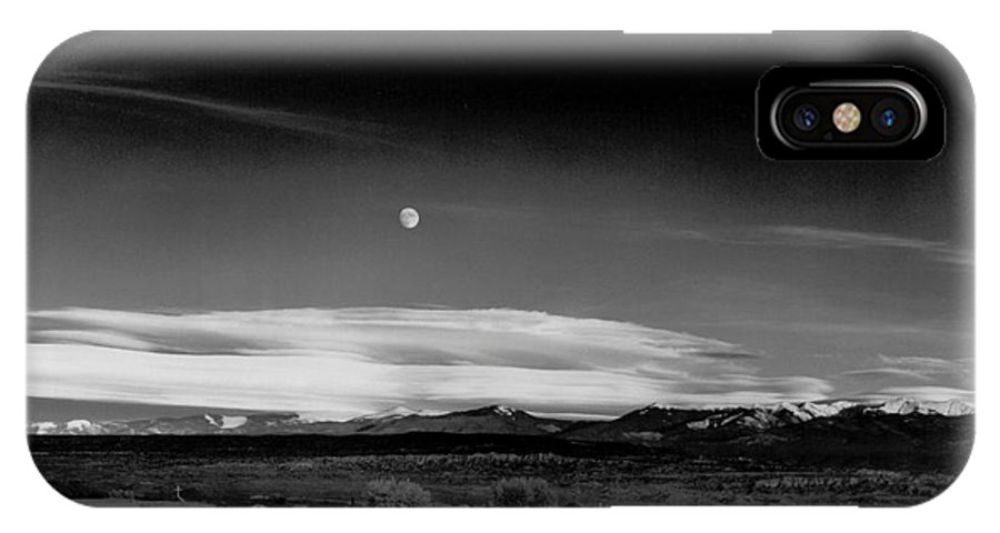 Moonrise Hernandez 1941 Iphone X Case For Sale By Ansel Adams