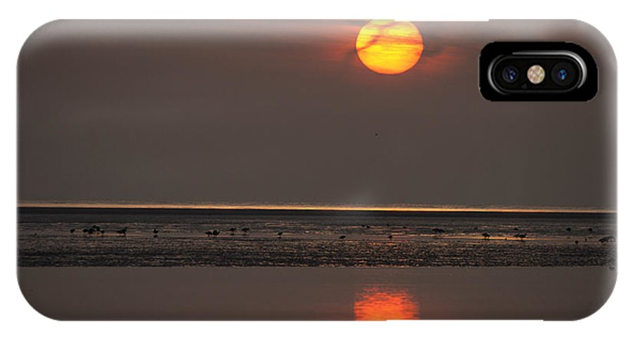 Morning IPhone X Case featuring the photograph Morning Glory by Thomas Glover