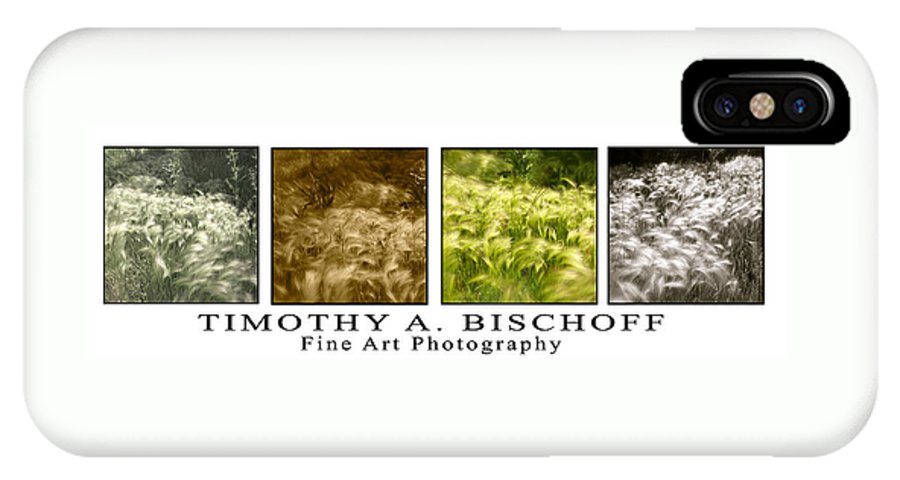 Timothy Bischoff IPhone X Case featuring the photograph Multi Image Print 005 by Timothy Bischoff