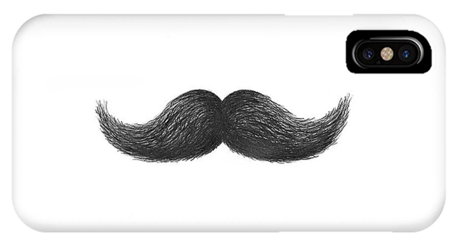 536c52ee8 Mustache iphone case featuring the drawing mustache adam vereecke jpg  592x316 Mustache case