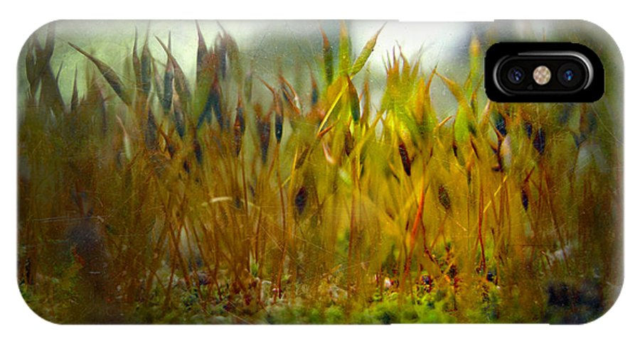 Digital IPhone X Case featuring the photograph Nature #10 by Alfredo Gonzalez