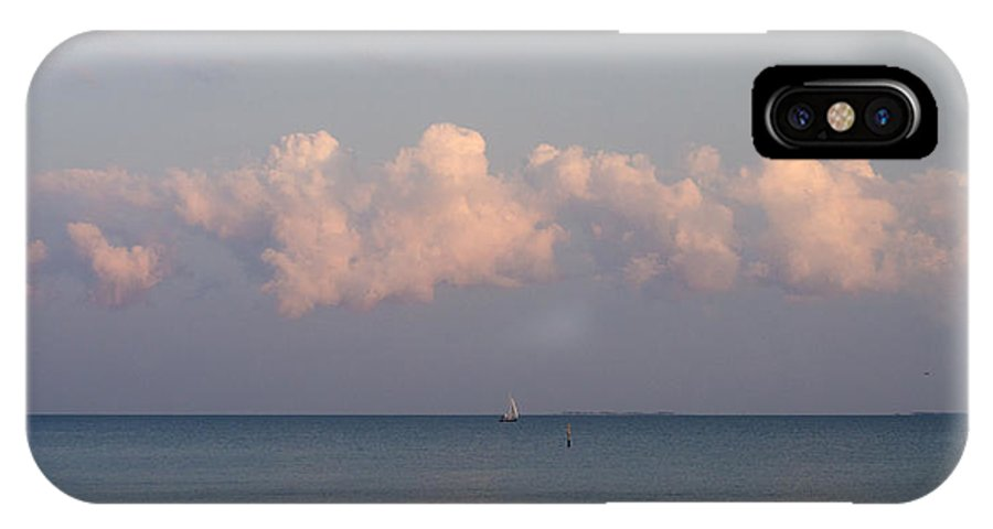 Gulf Coast IPhone X Case featuring the photograph Naturescape 50 C by Otri Park