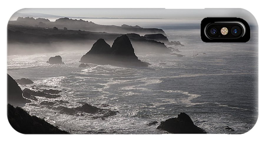 California IPhone X / XS Case featuring the photograph Northern California by Ethan Daniels