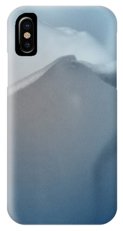 Roses IPhone X Case featuring the photograph Of Another Era by The Art Of Marilyn Ridoutt-Greene