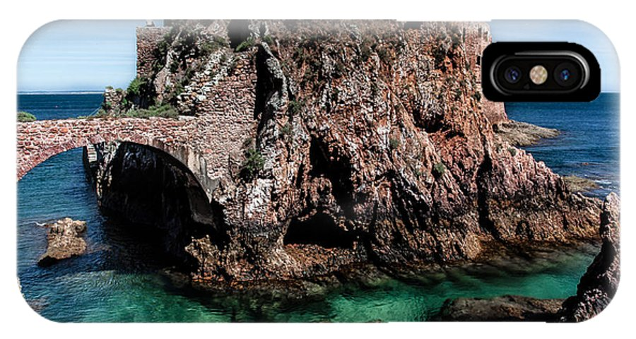 Berlengas Island IPhone X Case featuring the photograph On Another Planet by Edgar Laureano