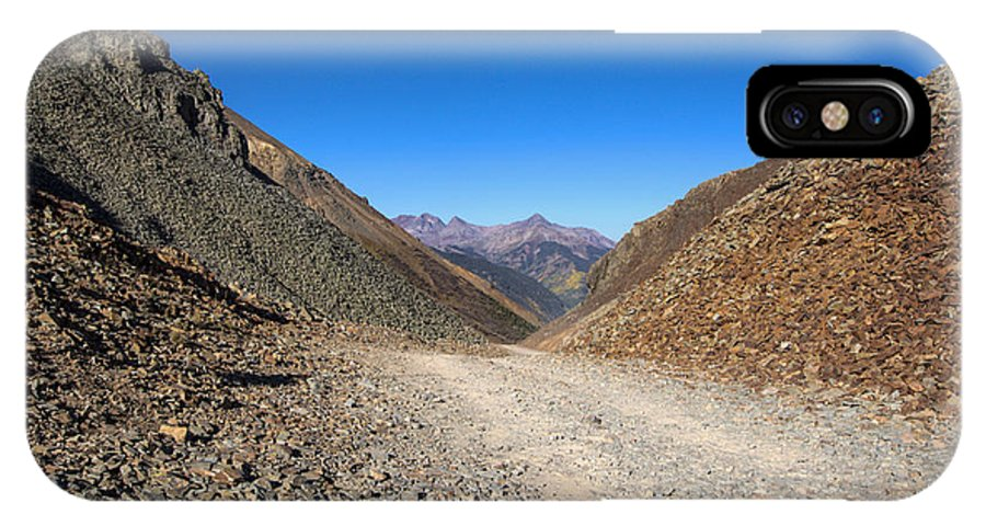 Ophir Loop Pass IPhone X / XS Case featuring the photograph Ophir Loop Pass 1 by Paul Cannon