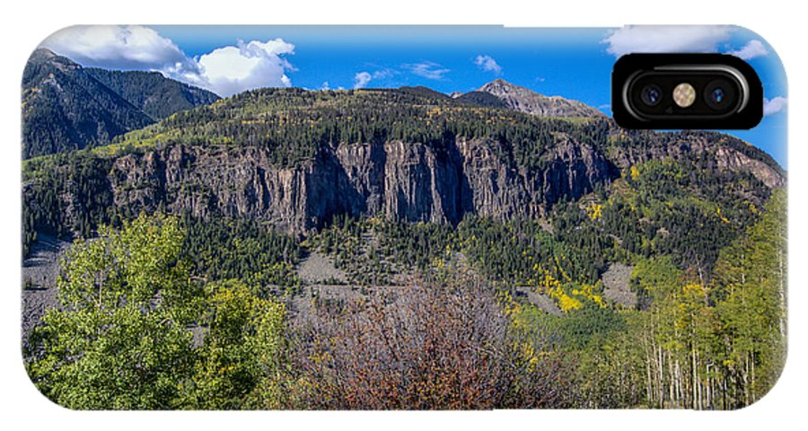 Ophir Loop Pass IPhone X / XS Case featuring the photograph Ophir Loop Pass 3 by Paul Cannon