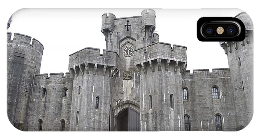 Castles IPhone Case featuring the photograph Penrhyn Castle 3 by Christopher Rowlands