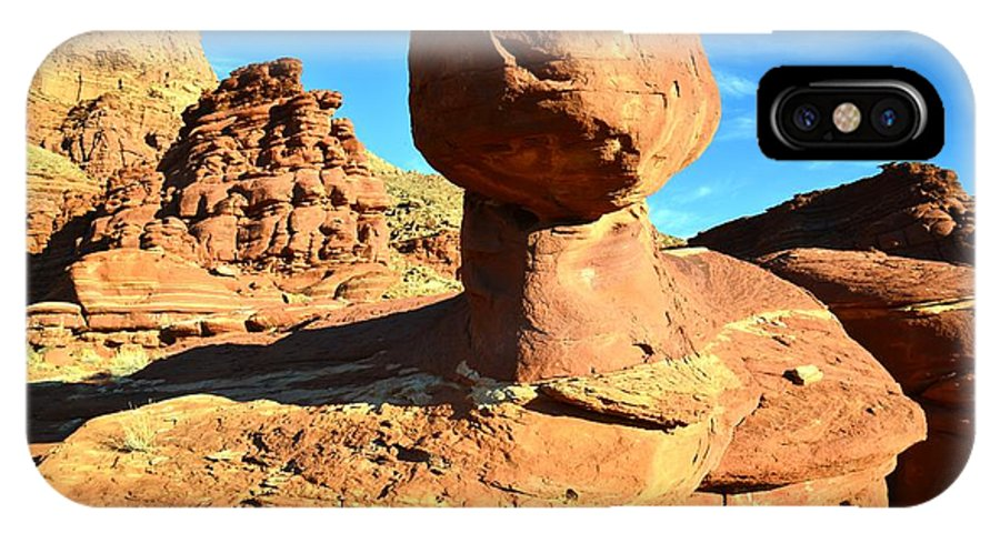 Canyonlands National Park IPhone X Case featuring the photograph Potash 15 by Ray Mathis