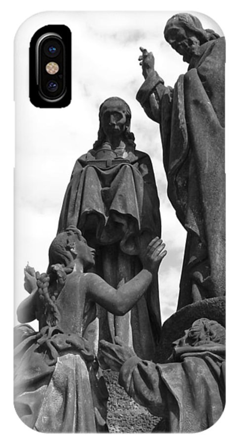 IPhone X Case featuring the photograph Prague 5 by Tawnyia Svajdlenka