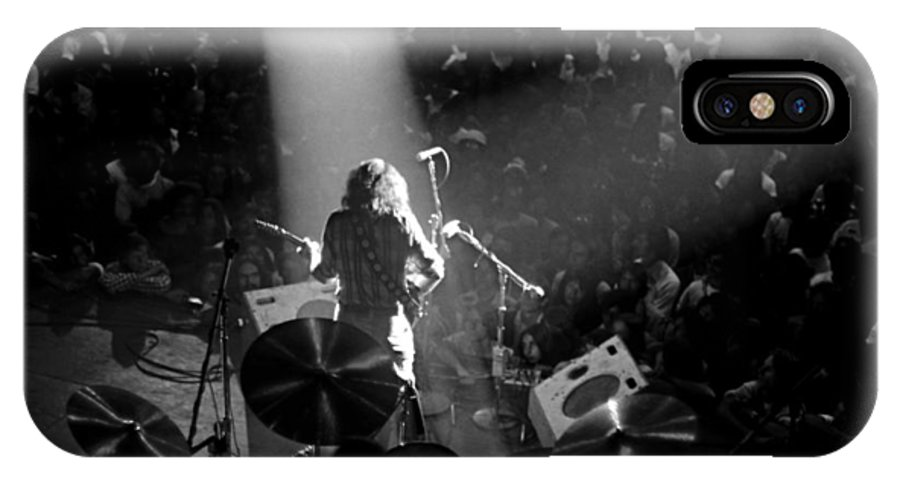 Rory Gallagher IPhone X Case featuring the photograph Rg #7 by Ben Upham