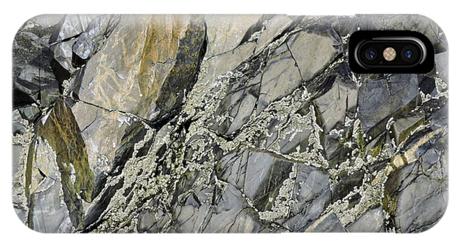 Marcia Lee Jones IPhone X Case featuring the photograph Rock Of Ages by Marcia Lee Jones