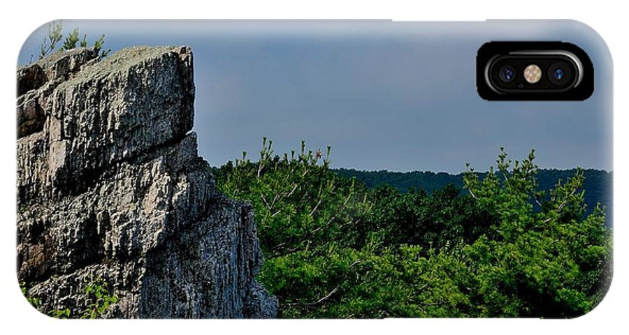 Landscape IPhone X / XS Case featuring the photograph Sanguine-27 by Luke Jones