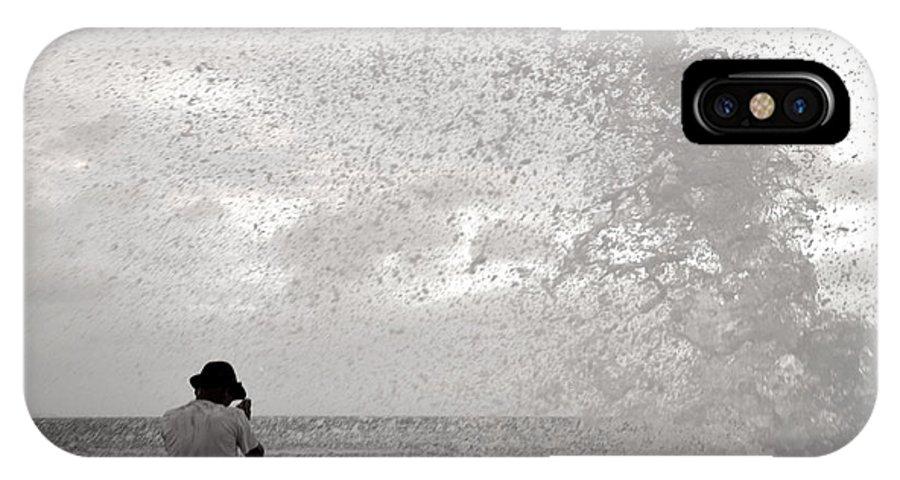Prayer IPhone X Case featuring the photograph Silent Prayer by Jamie Blocker