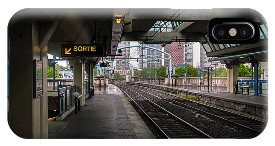 Sortie IPhone X / XS Case featuring the photograph Sortie by Ross Henton