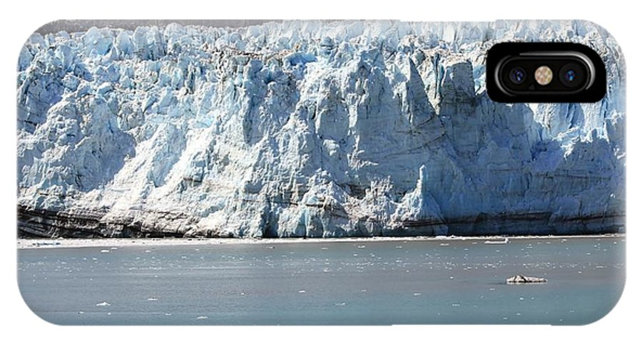 Alaska IPhone X Case featuring the photograph Splendor Of Alaska by Sophie Vigneault