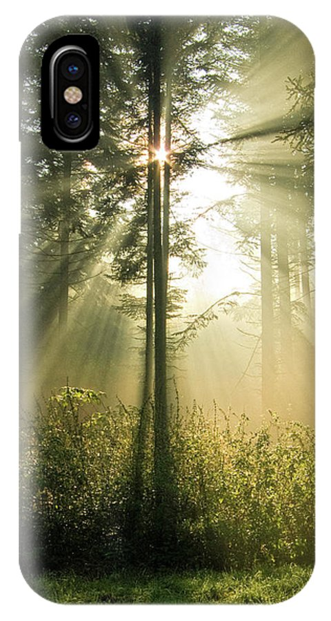 Nature IPhone Case featuring the photograph Splendour by Daniel Csoka