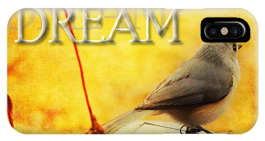 Dream IPhone X Case featuring the photograph Spring Dreams by Karen Beasley