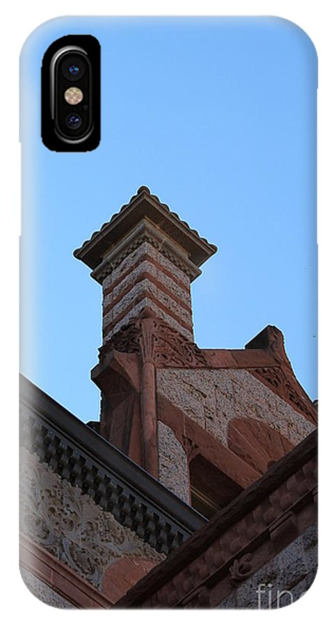 Building IPhone X / XS Case featuring the photograph Standing The Test Of Time by Marjie Parker