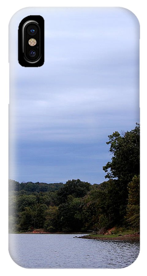 State Park IPhone X Case featuring the photograph State Park by Beth Vincent