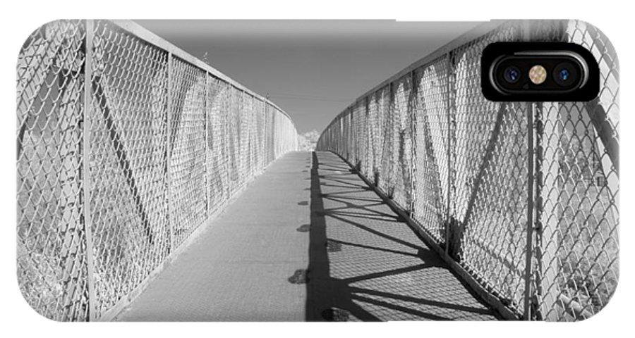 Bridge IPhone X Case featuring the photograph Sunnynook by Jennifer Ann Henry