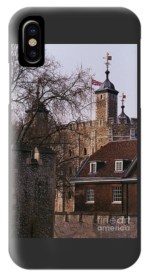 Historic Building Photography London Photography Landmark Photography England Photography Union Flag Photography Global Icon Photography Stock Shot Photography Film Photography Canvas Print Suggested Metal Frame Recommended Greeting Card Poster Print Phone Case Art Throw Pillow Art Duvet Cover Art Shower Curtain Art T Shirt Art Tote Bag Art IPhone X / XS Case featuring the photograph The Tower Of London # 1 by Marcus Dagan