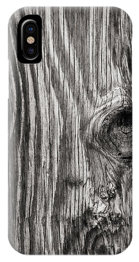 Tree IPhone X Case featuring the photograph Tree by Juanita Cannan