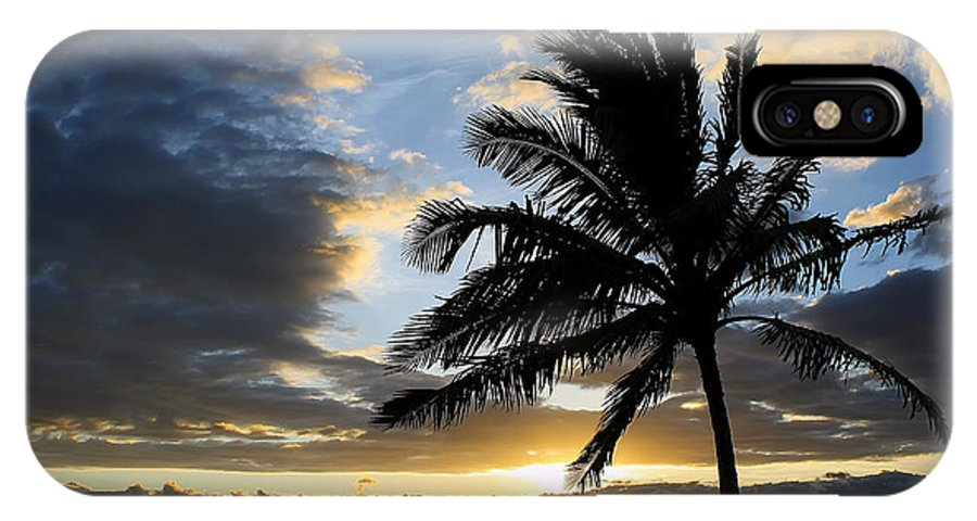 Island IPhone X Case featuring the photograph Tropical Dreams by Teresa Zieba