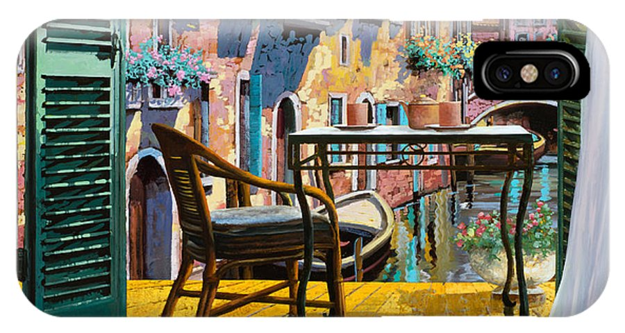 Un Soggiorno A Venezia IPhone X Case for Sale by Guido Borelli