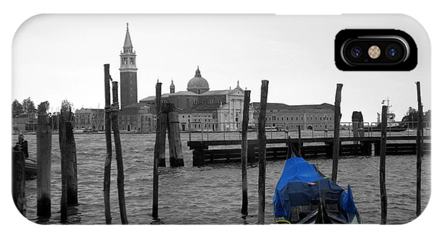 IPhone X Case featuring the photograph Venice by Les OGorman