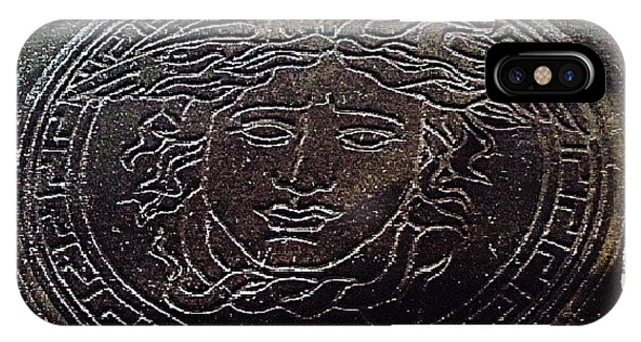 san francisco 80c9f 85180 #versace Versace, Medusa Head On Me IPhone X Case