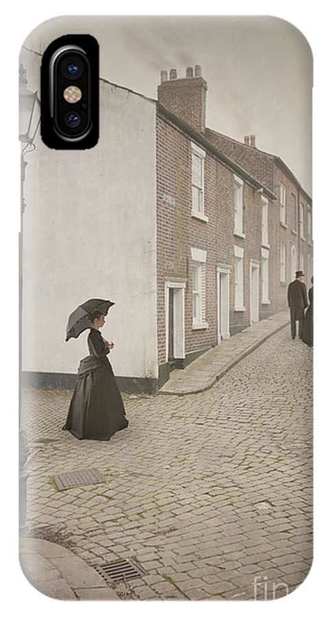 Victorian IPhone X Case featuring the photograph Victorian Life by Lee Avison