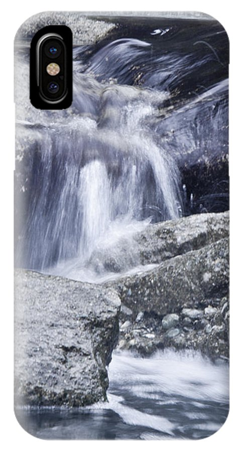 Landscape IPhone X Case featuring the photograph Water by Lindsey Weimer