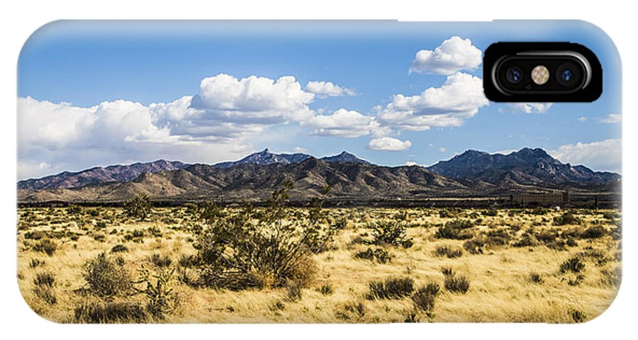 Landscape IPhone X Case featuring the photograph Wonderful Day by James Busse