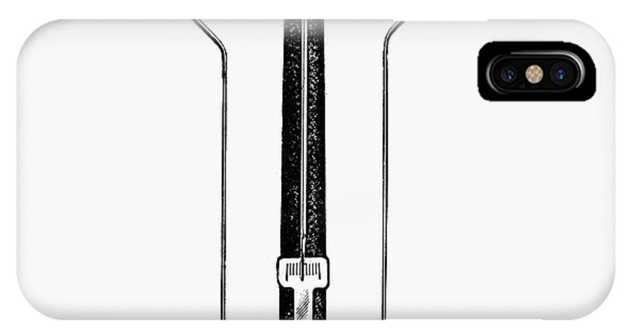 20th Century IPhone X Case featuring the photograph Balance, 20th Century by Granger