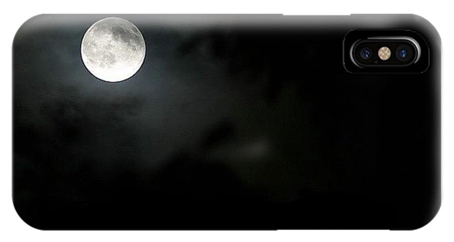 Happy Halloween IPhone X Case featuring the photograph Happy Halloween by Living Color Photography Lorraine Lynch