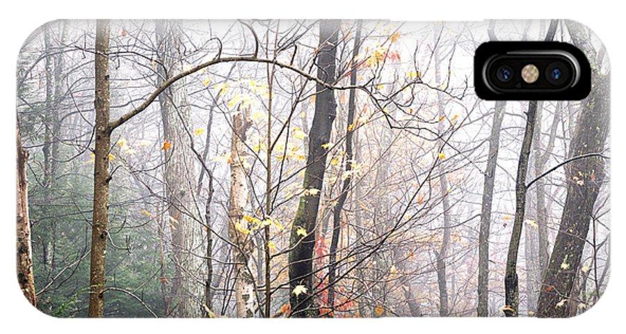 West Virginia IPhone X Case featuring the photograph Autumn Monongahela National Forest by Thomas R Fletcher