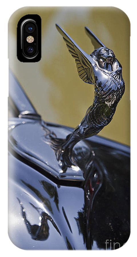 Classic IPhone X Case featuring the photograph 1932 Desoto by Dennis Hedberg