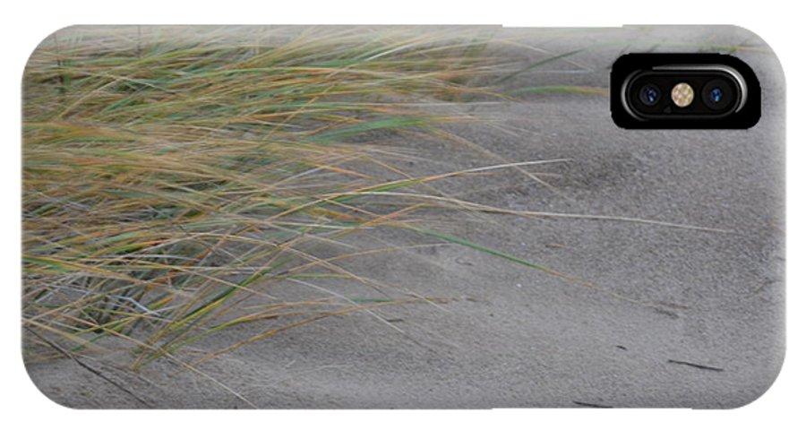 Hurricane IPhone X Case featuring the photograph Hurricane Sandy by Randy J Heath