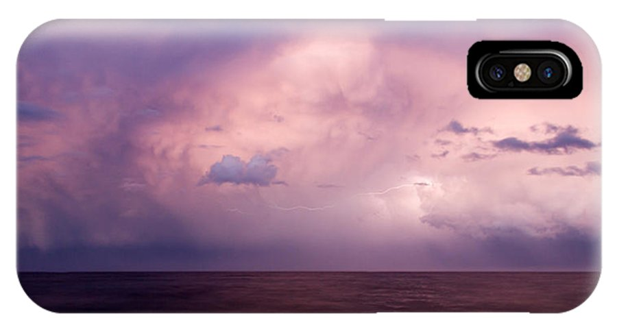 Amazing IPhone X Case featuring the photograph Amazing Skies by Stelios Kleanthous