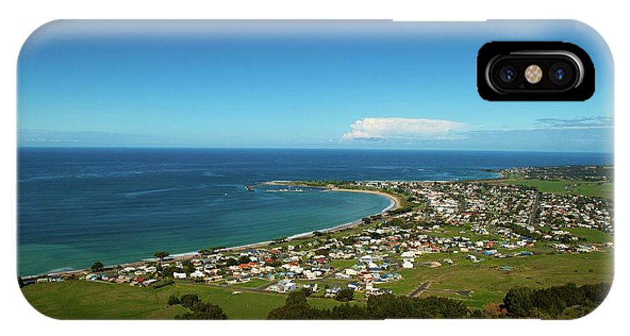 Apollo Bay IPhone X Case featuring the photograph Apollo Bay by Chris Anthony
