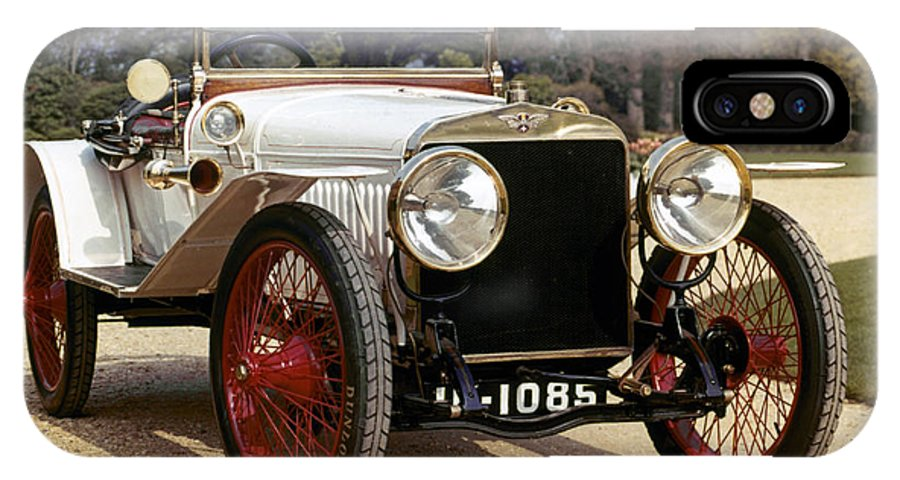 1912 IPhone X Case featuring the photograph Auto: Hispano-suiza, 1912 by Granger