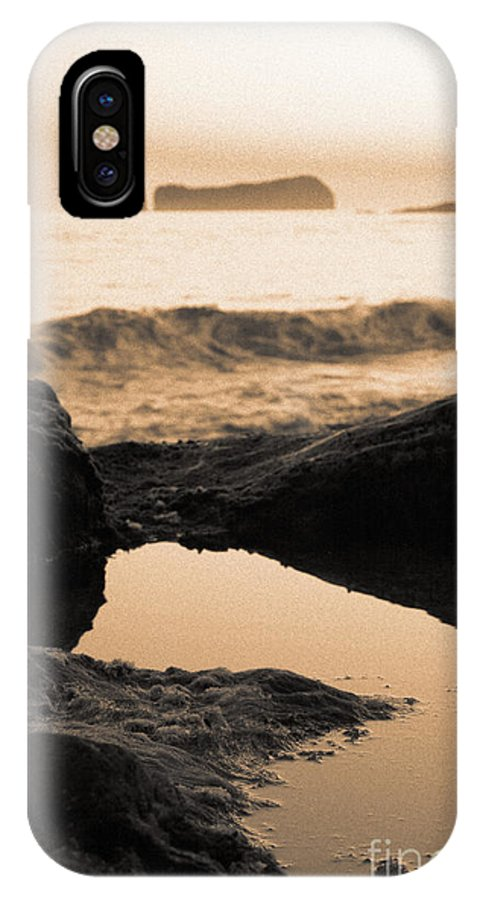 Azores IPhone X Case featuring the photograph Azores Islands Seascape by Gaspar Avila