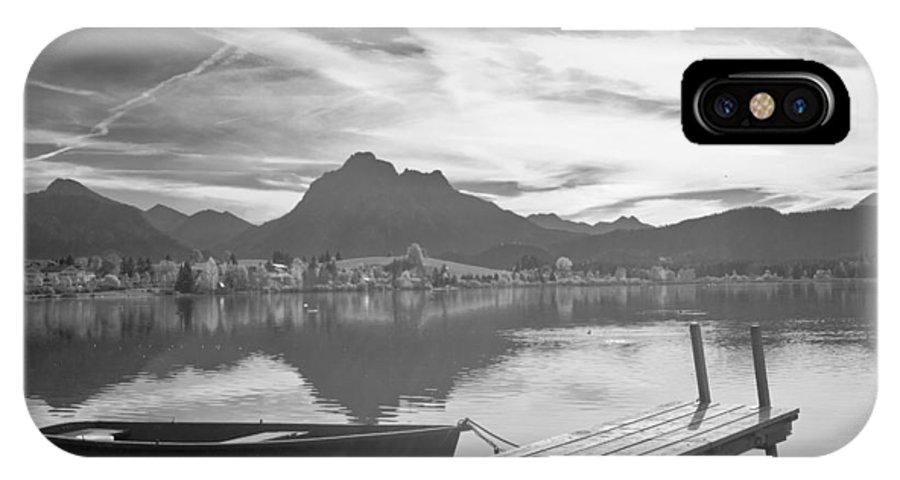 Bavaria IPhone X Case featuring the photograph Bavaria by Ralf Kaiser